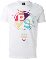 Paul Smith logo T-shirt - men - Organic Cotton - L