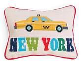 Jonathan Adler Jet Set Nyc Pillow, 9 x 12