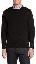 Peter Millar Men's Crown Soft Merino Wool & Silk Crewneck Sweater