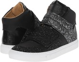 MM6 MAISON MARGIELA Glitter Strap High Top Women's Shoes