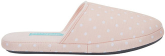 Easy Steps Suzie Pale Pink Spot Slipper