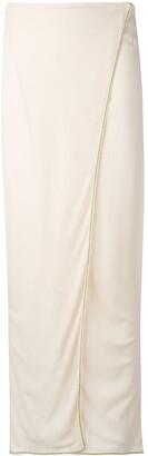 Romeo Gigli Pre Owned Long Skirt