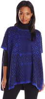 Colourworks Colour Works Women's Print Poncho