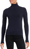 Mo & Co Turtleneck Stretch Sweater