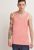 Forever 21 FOREVER 21+ Classic Cotton Tank