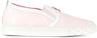 Blumarine Slip-On Sneakers