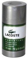 Lacoste Essential Deodorant Stick for Men, 2.4 oz