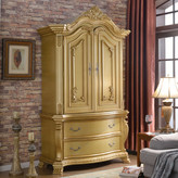 Meridian Furniture USA Lavish Armoire
