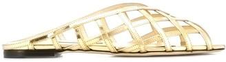 Jimmy Choo Sai flat sandals
