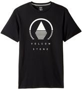 Volcom Horizon Short Sleeve Tee Boy's T Shirt