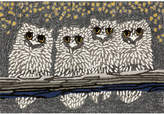 Liora Manné Front Porch Indoor/Outdoor Owls Night 2'6'' x 4' Area Rug