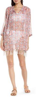 Roller Rabbit Serafina Cotton Cover-Up Tunic