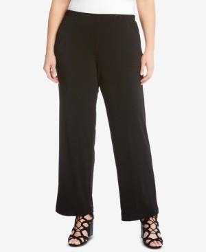 Karen Kane Plus Size Pull-On Pants