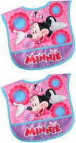 Disney Pink Minnie Mouse Bib