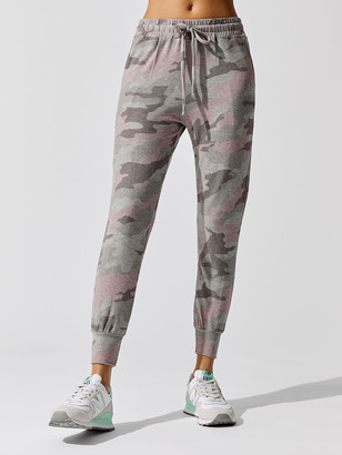 Sundry Camo Pocket Jogger Pants