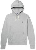 Polo Ralph Lauren Loopback Cotton-Jersey Hoodie