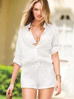 Victoria's Secret Linen Romper