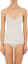 Hanro Women's Daphne Cotton & Lace Camisole