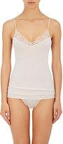 Hanro Women's Daphne Cotton & Lace Camisole