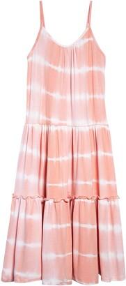 Tucker + Tate Sleeveless Tie Dye Dress