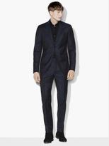 John Varvatos Austin Windowpane Suit