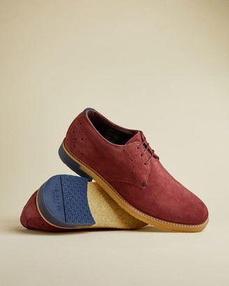 Ted Baker Suede Derby Shoes