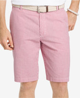 "Izod Men's Sandy Bay Seersucker 10.5"" Shorts"