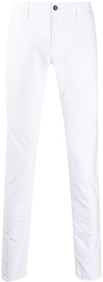 Incotex Skinny-Fit Chino Trousers