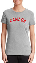 HBC Canadian Olympic Team Collection Womens Canada Tee