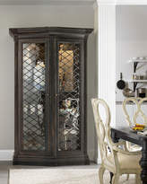 Hooker Furniture Vetrano 2-Door Display Cabinet