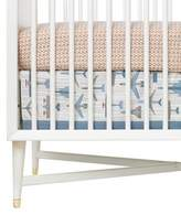 DwellStudio Dwell Studio Flight Canvas Crib Skirt
