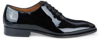 Mezlan Patent Leather Oxfords