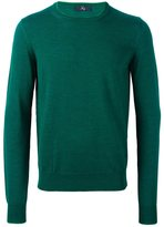 Fay ribbed knitted sweater - men - Virgin Wool - 52