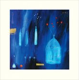 Payne 1art1 Posters: Samantha Poster Art Print - Blue Remembered II (8 x 8 inches)
