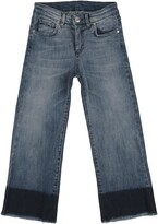 Jijil Denim pants - Item 42620452