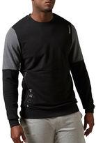 Reebok Combo Crew Neck Sweatshirt