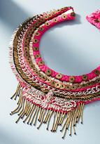 Mignonne Gavigan Layne Beaded Chiffon Necklace