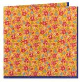 Ted Baker Men's Floral Cotton & Silk Pocket Square