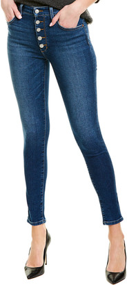 Joe's Jeans Athens High-Rise Skinny Ankle Cut