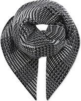 Pringle Tartan Weave Wool Scarf