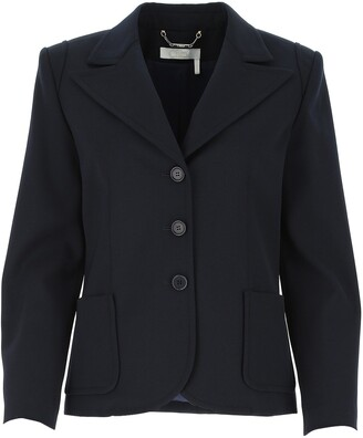 Chloé Fitted Blazer
