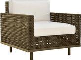 Janus et Cie Boxwood Outdoor Lounge Chair, Mystic