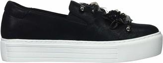 Kenneth Cole Reaction Women's Cheer Floral Applique Platform Slip On Sneaker