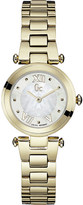 Gc Y07008L1 Lady Chic yellow gold-plated watch