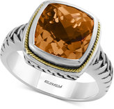 Effy Citrine Ring (4 ct. t.w.) in 18k Gold and Sterling Silver
