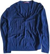 Comptoir des Cotonniers Navy Cotton Knitwear for Women