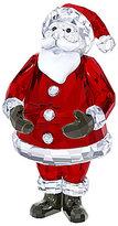 Swarovski Crystal Santa Claus Figurine