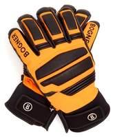 Bogner Agon contrast-panel ski gloves