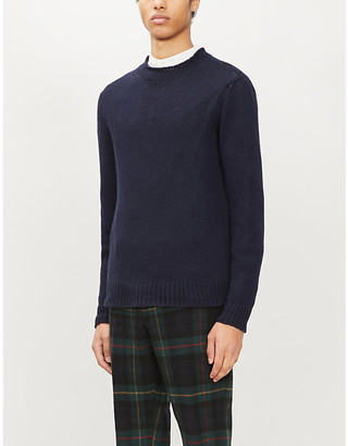 Ralph Lauren Purple Label High-neck slim-fit cashmere jumper