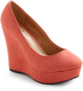 Cameo So Cute Wedge in Coral